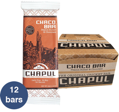 Chaco Bar 12 Pack