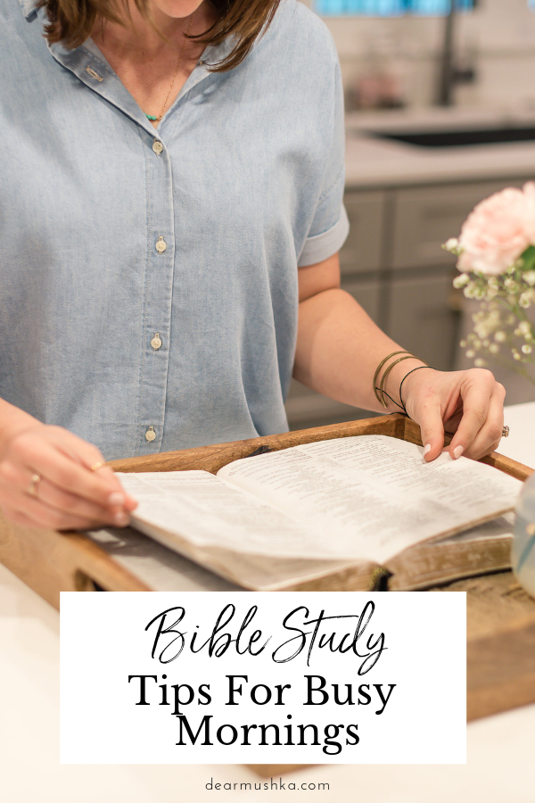 Bible Studying Tips