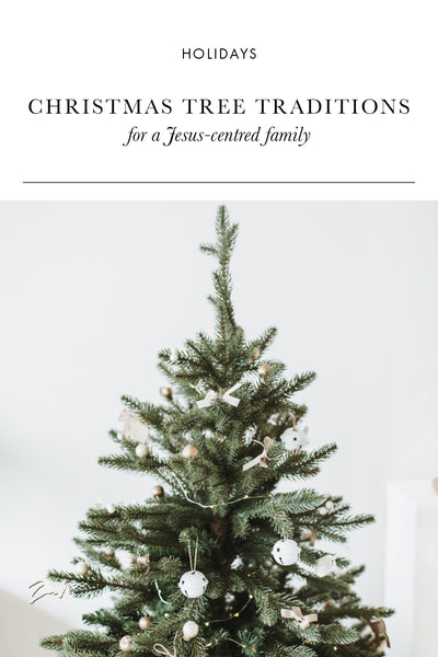 Christmas Tree Traditions for the Family