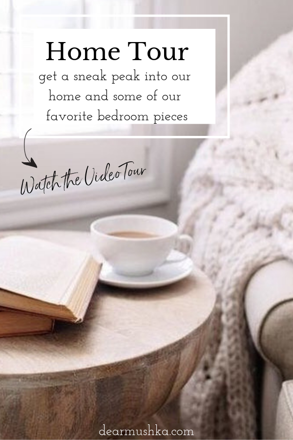 Friday Favorites: A Bedroom House Tour