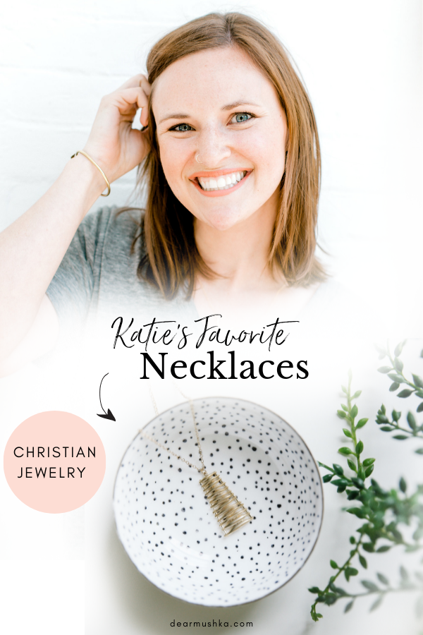 Katie's Favorite Dear Mushka Necklaces