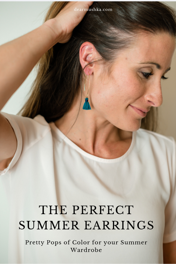 The Perfect Summer Earrings