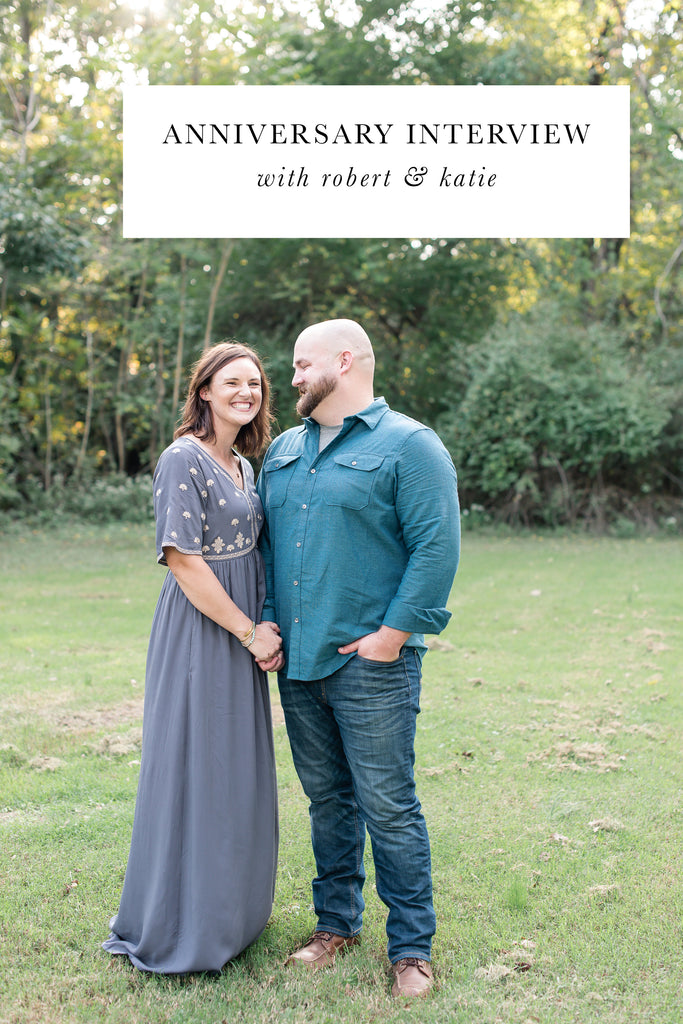 Marriage: An 9 Year Interview with Robert & Katie