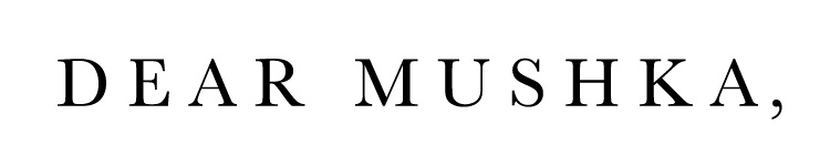 Dear Mushka logo