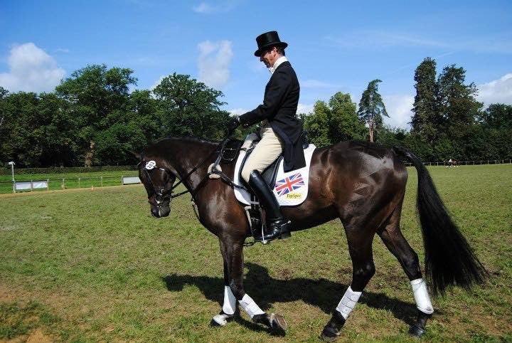 Review by International Event Rider Spencer Sturmey