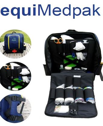 equiMedpak fully equipped