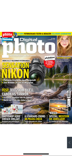Cover Bild Digital Photo 10/18