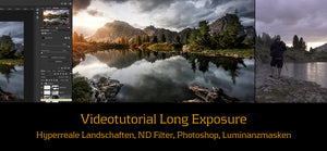 Videotutorial Long Exposure