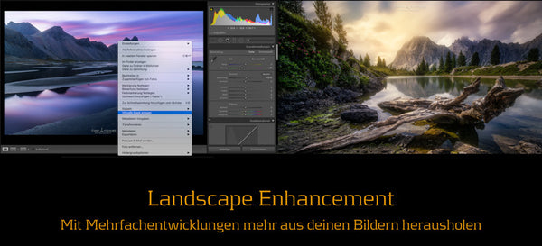 Singleshot Enhancement Fotokurs 14.02.2018