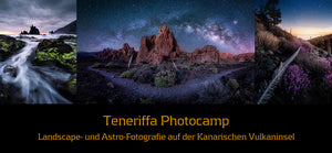 Teneriffa Photo Camp 27.04.19 - 04.05.19