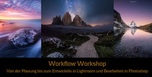 Landscape Workflow Workshop 05.05.17