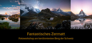 Fantastisches Zermatt 26. - 28. August 2019