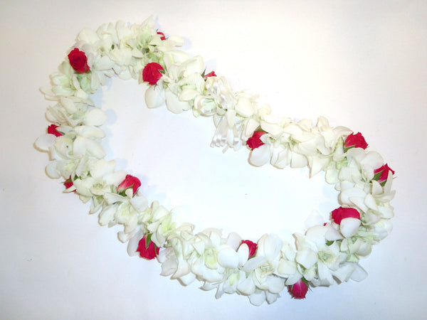 Double Orchid / Trace Roses - Leilanis Leis