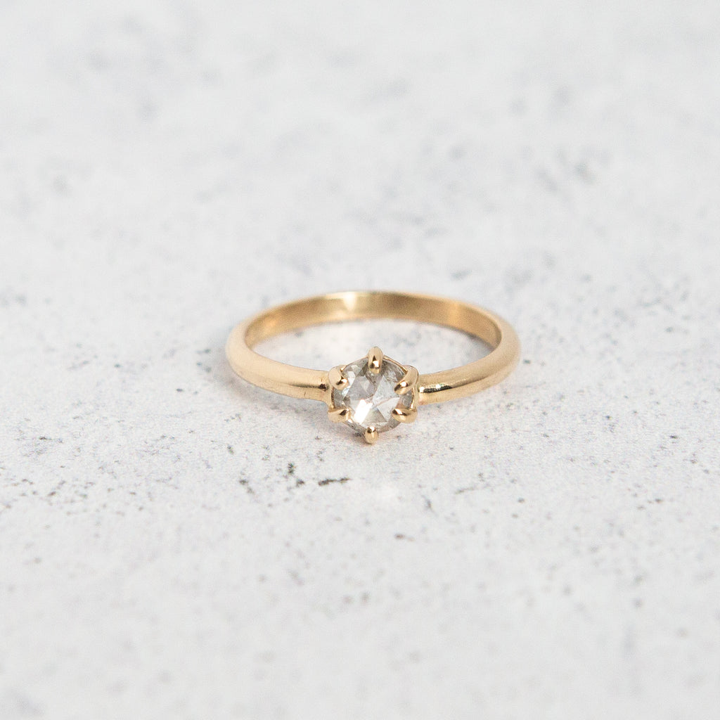 Cypress Diamond Ring No. 01