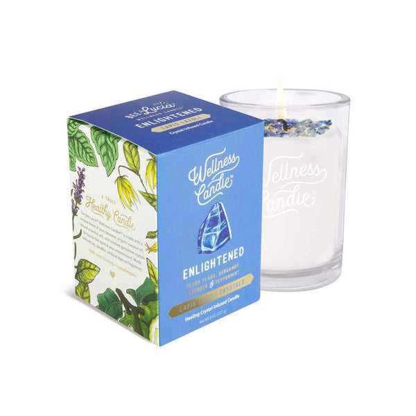Bee Lucia Wellness Candle - Enlightened