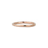 Classic Full Round Band in 14k Gold - 2mm