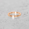 Classic Flat Band in 14k Gold - 2mm