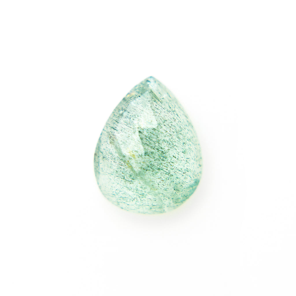 Loose Moss Aquamarine No. 01