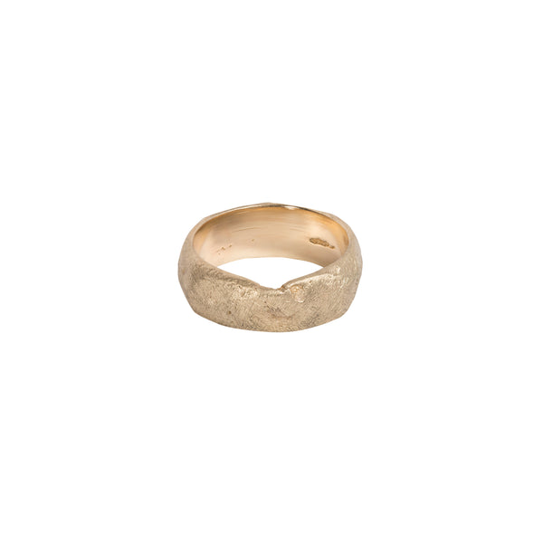 Sandcast Ring - 6mm