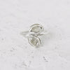 Tumbling Glacier Multi-Stone Ring in Sterling Silver