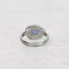 "The December Collection - Tanzanite Ring- ""Heart No. 2"""