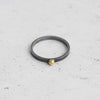 Eclipse Stacking Ring