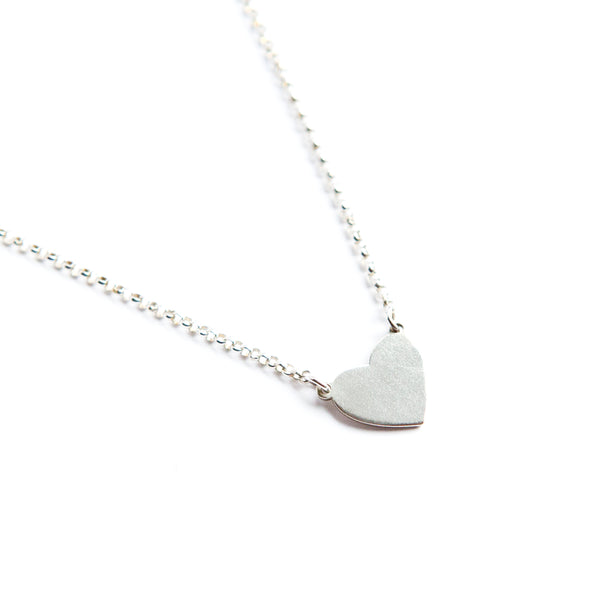 Shining Heart Necklace