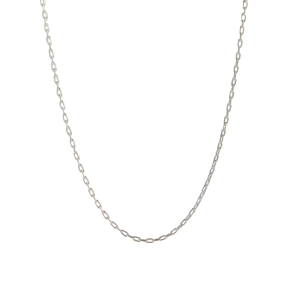 Gossamer Necklace in Silver