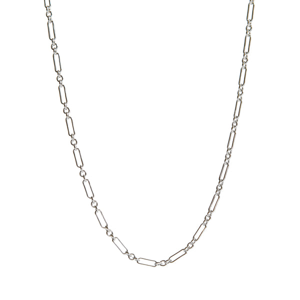 Shine On Necklace in Silver