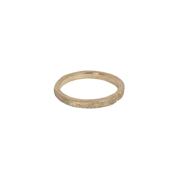 Sandcast Ring - 3mm