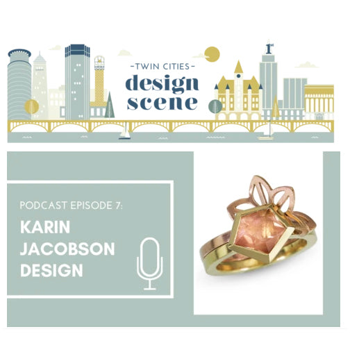 I'm on the Twin Cities Design Scene Podcast!