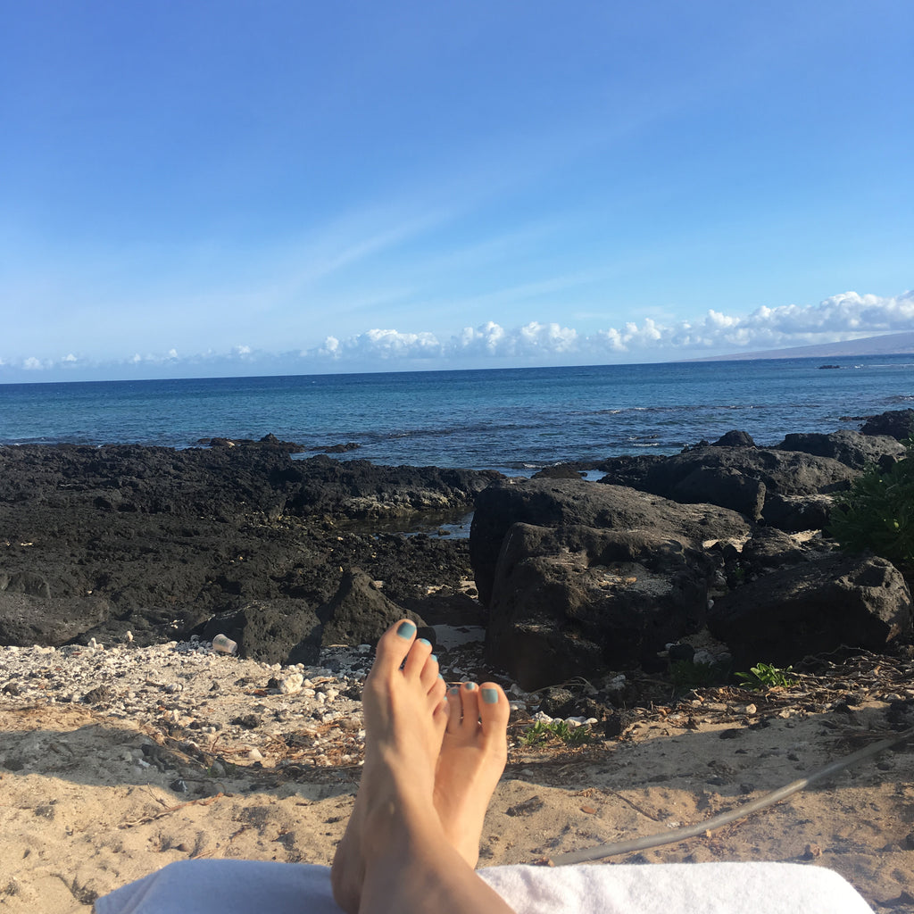 How I Unwind: Relaxing and Exploring the Big Island of Hawai'i