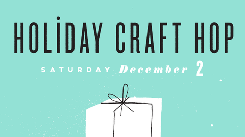 American Craft Council Holiday Craft Hop December 2