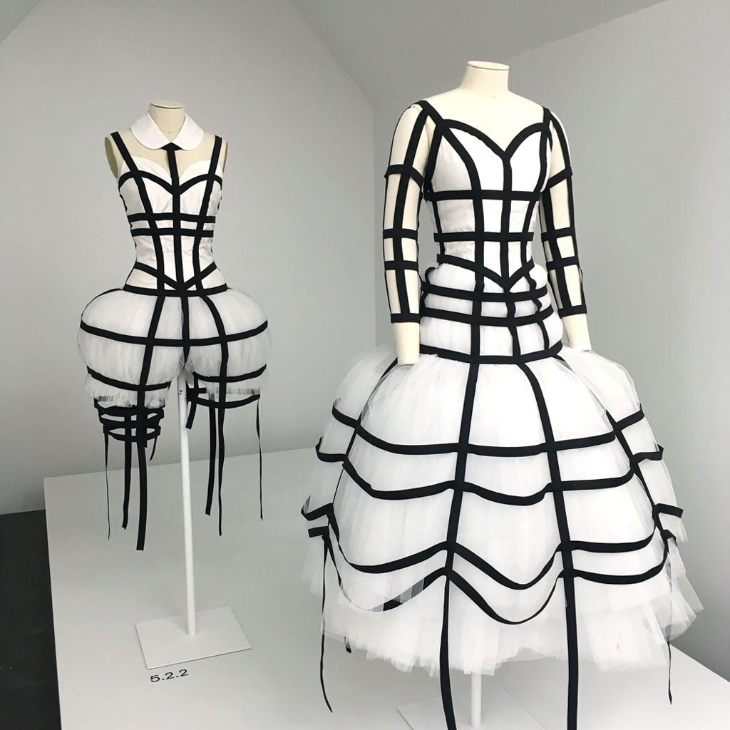 Rei Kawakubo at the MET 1 - Karin Jacobson NYC trip