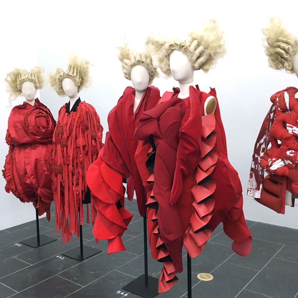 Rei Kawakubo at the MET 2 - Karin Jacobson NYC trip
