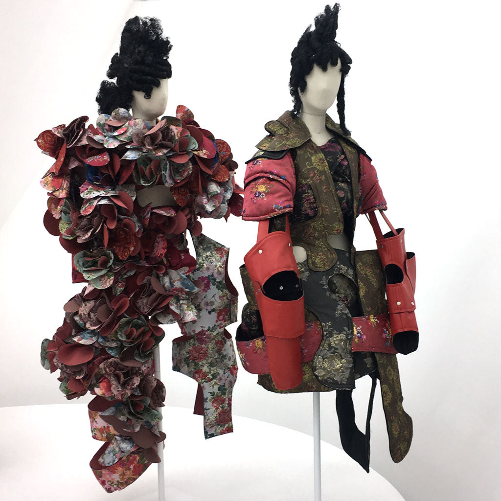 Rei Kawakubo fashion design at the MET - Karin Jacobson NYC trip