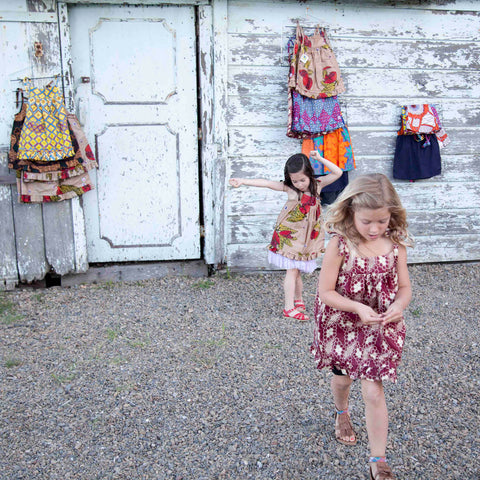 Janey Appleseed dresses