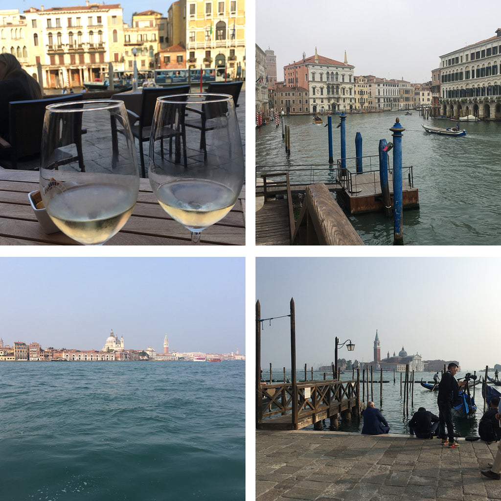 Karin Jacobson Design Blog post travel in Venice