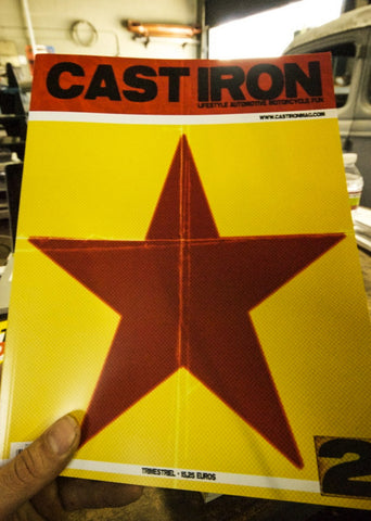 Cast Iron Magazine
