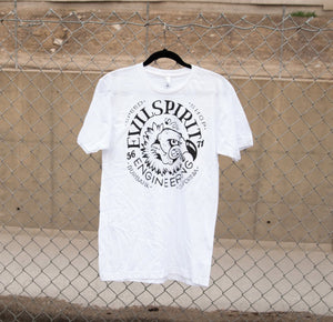 Down on the streets! T-Shirt (White)