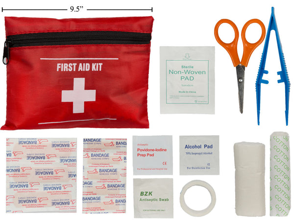First Aid Kit (12 Piece)