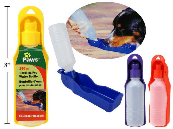 Travelling Pet Water Bottle