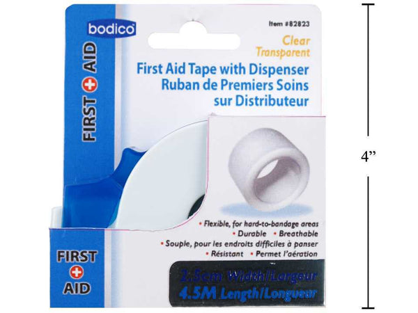 First Aid Tape with Dispencer