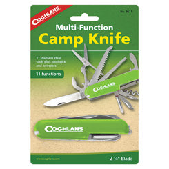 Camp Knife (11 functions)