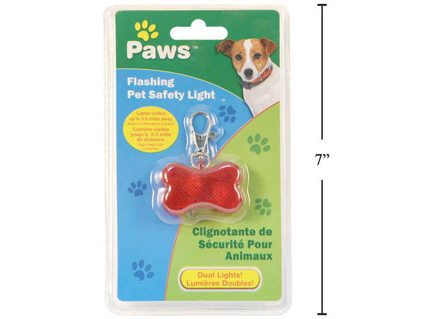 Flashing Pet Safety Light