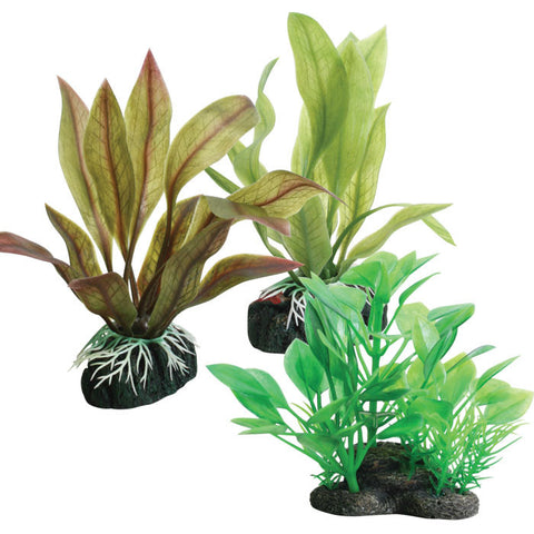 Aquarium Plants Plastic & Silk