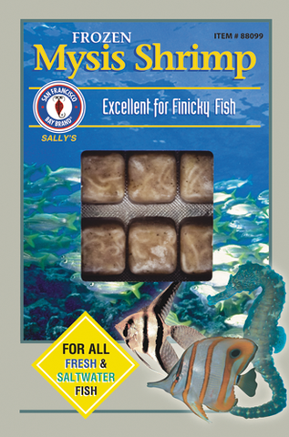 San Francisco Bay Brand - Mysis Shrimp - Sold in Store Only