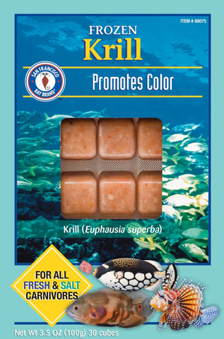 San Francisco Bay Brand - Krill - Sold in Store Only