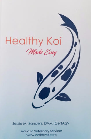 Healthy Koi Made Easy - Electronic Edition