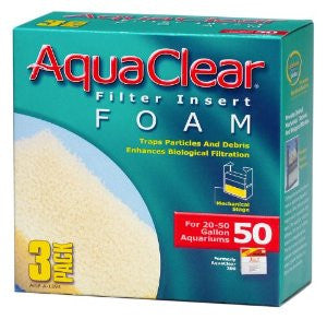 AquaClear Replacement Filter Media